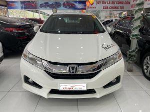 Xe Honda City 1.5CVT 2015 - Trắng