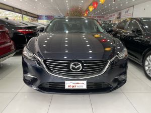 Xe Mazda 6 Luxury 2.0AT 2018 - Xanh Đen