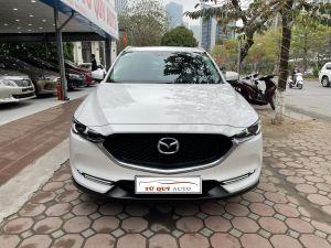 Xe Mazda CX5 2.0AT 2018 - Trắng