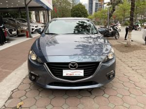 Xe Mazda 3 1.5AT 2017 - Xanh /All New