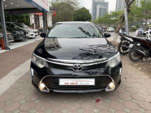 Xe Toyota Camry 2.0E 2017 - Đen