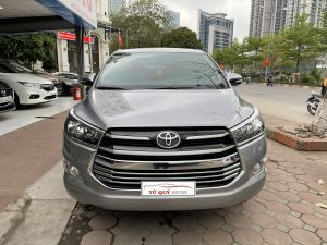 Xe Toyota Innova 2.0E 2018 - Xám