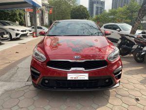 Xe Kia Cerato Luxury 1.6AT 2019 - Đỏ