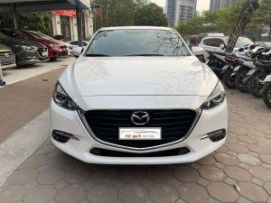 Xe Mazda 3 1.5AT 2020 - Trắng