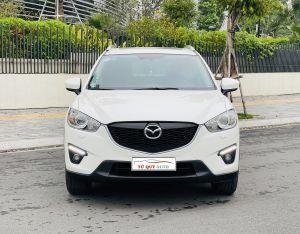 Xe Mazda CX5 2.0AT 2015 - Trắng