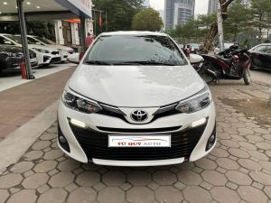 Xe Toyota Vios 1.5G 2019 - Trắng