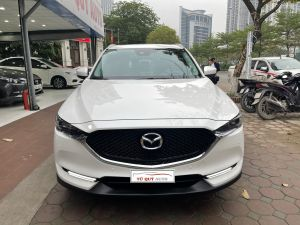 Xe Mazda CX-5 2.5 2WD 2019 - Trắng