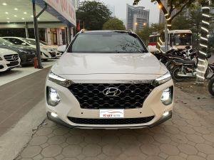 Xe Hyundai SantaFe 2.2CRDi Premium 2020 - Trắng