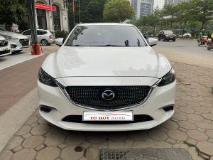 Xe Mazda 6 Facelift 2.0AT 2017 - Trắng