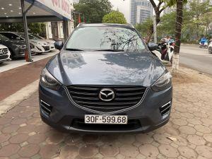 Xe Mazda CX5 2.5AT 2016 - Xanh