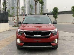 Xe Kia Seltos 1.4 Premium 2020 - Đỏ