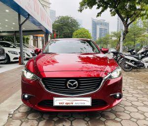 Xe Mazda 6 Premium 2.0AT 2019 - Đỏ Pha Lê