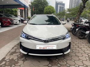 Xe Toyota Corolla altis 1.8G 2018 - Trắng