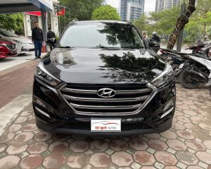 Xe Hyundai Tucson 2.0 CRDi 2018 - Đen