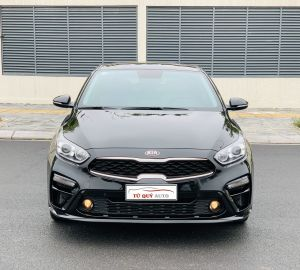 Xe Kia Cerato 1.6 Luxury 2019 - Đen
