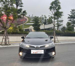 Xe Toyota Corolla altis 1.8G 2019 - Đen