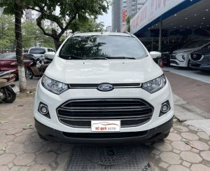 Xe Ford EcoSport 1.5 Titanium 2017 - Trắng