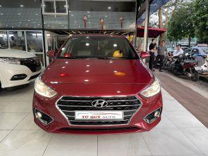 Xe Hyundai Accent 1.4ATH 2020 - Đỏ
