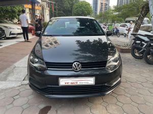Xe Volkswagen Polo 1.6AT 2016 - Xám