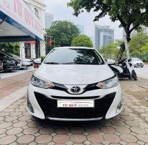 Xe Toyota Vios 1.5E 2019 - Trắng