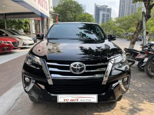 Xe Toyota Fortuner 2.8AT 2019 - Dầu 2 cầu