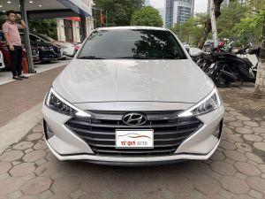 Xe Hyundai Elantra 1.6AT 2020 - Trắng