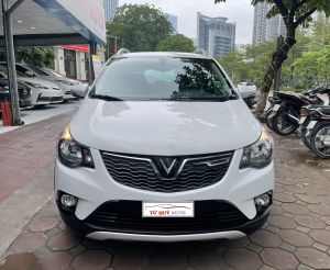Xe VinFast Fadil 1.4AT 2019 - Trắng