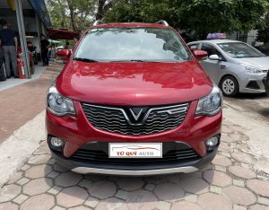 Xe VinFast Fadil Premium 1.4AT 2019 - Đỏ