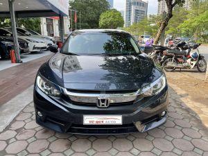Xe Honda Civic 1.8E 2018 - Xanh Đen