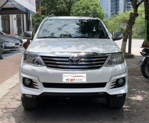 Xe Toyota Fortuner Sportivo TRD 2.7AT 2016 - Trắng