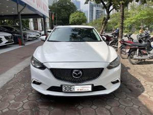 Xe Mazda 6 Sedan 2.0AT 2016 - Trắng