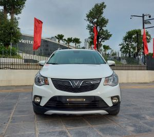 Xe VinFast Fadil Pre 1.4AT 2019 - Trắng