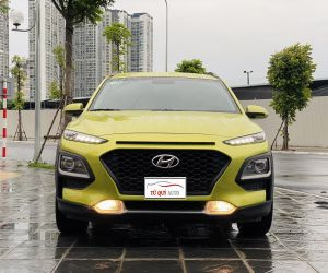Xe Hyundai Kona 2.0ATH 2019 - Xanh