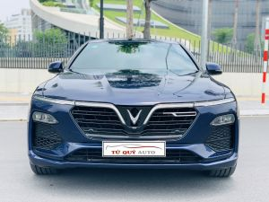 Xe VinFast Lux A 2.0 2019 - Xanh