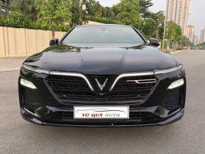 Xe VinFast Lux A 2.0 2019 - Đen