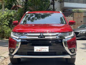 Xe Mitsubishi Outlander 2.0 CVT 2019 - Đỏ