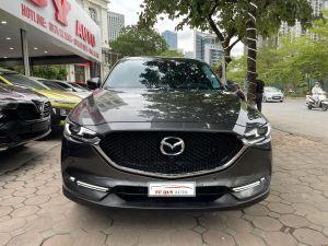 Xe Mazda CX5 Premium 2.5 AWD 2020 - Xám