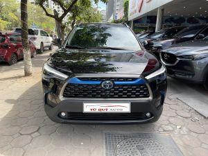 Xe Toyota Corolla Cross 1.8 Hybrid 2021 - Đen