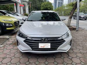 Xe Hyundai Elantra 1.6AT 2019 - Trắng