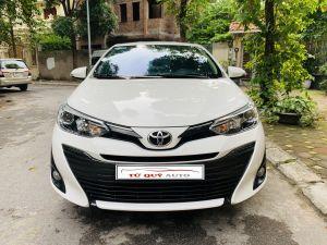 Xe Toyota Vios 1.5G 2020 - Trắng