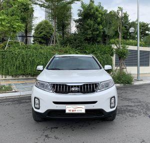 Xe Kia Sorento 2.4 GAT 2019 - Trắng
