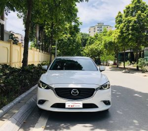 Xe Mazda 6 Luxury 2.0AT 2019 - Trắng