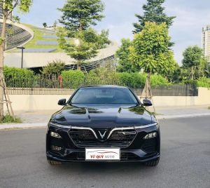 Xe VinFast Lux A 2.0 2019 - Nâu Đen