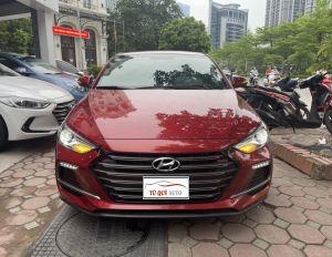 Xe Hyundai Elantra 1.6 Sport 2018 - Đỏ