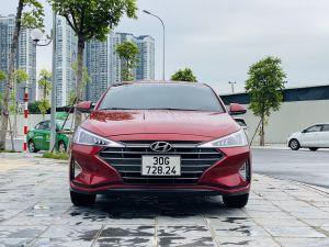 Xe Hyundai Elantra 1.6AT 2020 - Đỏ