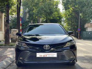 Xe Toyota Camry 2.0G 2020 - Đen