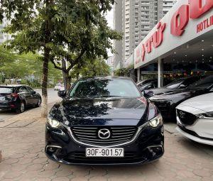 Xe Mazda 6 Premium 2.0AT 2019 - Xanh Đen
