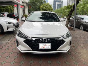 Xe Hyundai Elantra Sport 1.6 Turbo 2020 - Trắng