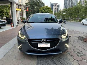 Xe Mazda 2 Hatchback 1.5AT 2016 - Xanh