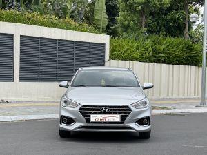 Xe Hyundai Accent 1.4AT 2019 - Bạc